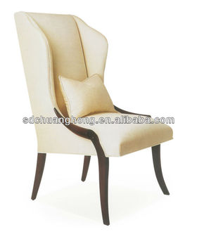 new design wood restaurant chair / cafe cahir for hotel CH-YZ-014