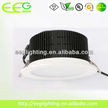quality high power dimmable 30w cob 80mm cut out led downlight/30w 2850lm CRI>80 3 years warranty