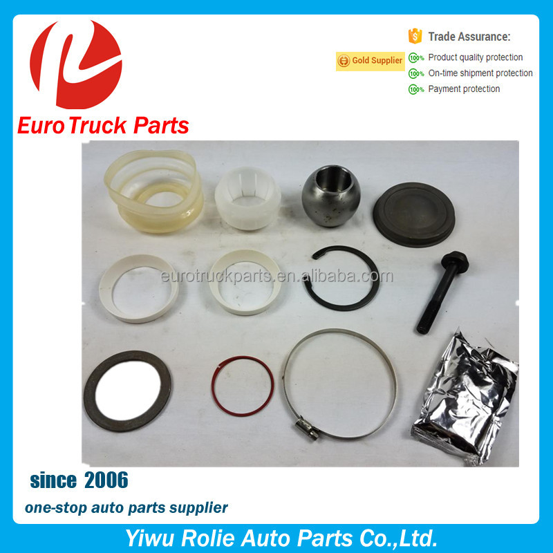 OEM 81953016132 0696320 276191 Heavy Duty European Truck Suspension System Ball Joint Kits MAN TGA Trailer V-Stay Repair Kits