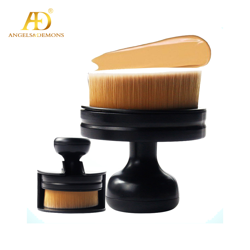 Single Makeup Brush Free Sample Round Foundation Brush