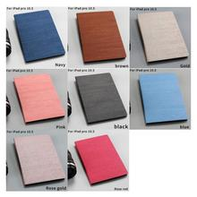 For iPad Pro10.5 Smart Wake Up Table Flip Cover For iPad 10.5 PU Leather Stand Case