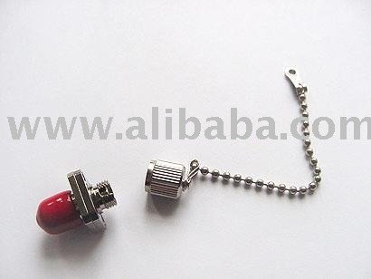 Adapter with Chain Metal Cap (CNC)