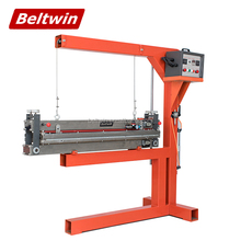 Beltwin water cooling vulcanizing and splicing press for jointing PVC PU belt