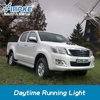 HOT SALE SMRKE Car Accessories for 12-14 Toyota Hilux Vigo Daytime Running Light