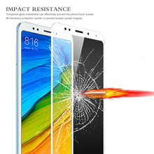 The new overall plastic 0.3mm phone tempered film for Xiaomi Redmi 5 / 5plus screen saver glass film
