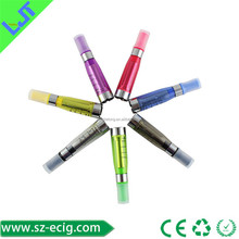 Stock Selling eGo Ce5 Vision Ce5 V3 Clearomizer with changeable long wicks ce5 clearomizer atomizer coil