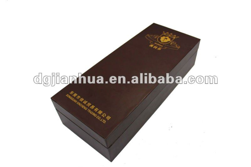 2014 Custom Fancy Round Tube Paper Cardboard Wine Gift Boxes Wholesale