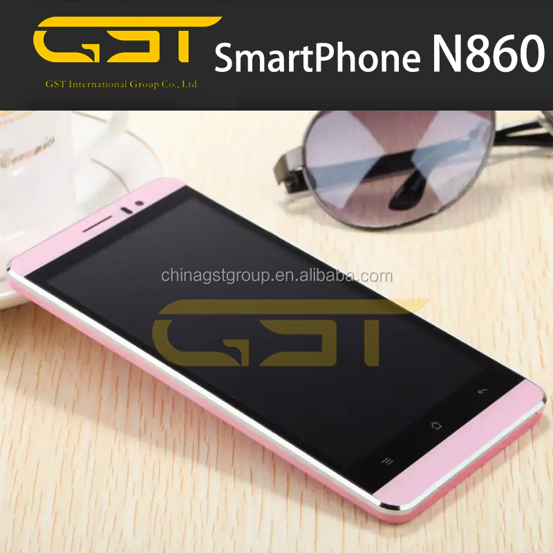 wholesale China mobile phone new unlocked oem amazon smartphone cheap 3G customized android mobile phone N860
