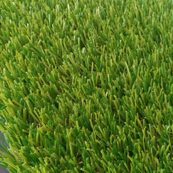 Outdoor artificial grass suppliers with green synthetic turf
