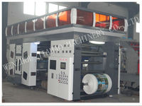 Film high flexographic Printer,flexo Printing Machine