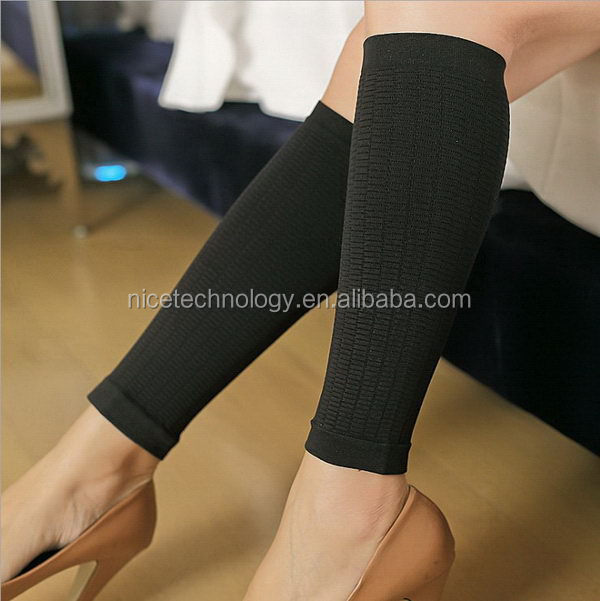 Women Underwear Leg Warmer Slim Calf Tape