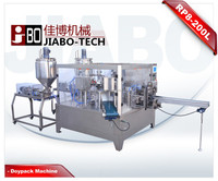 Liquid Rotary Packages Machine for Fruit Juice
