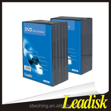 DVD Box Shrink Wrap packing