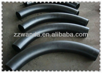 carbon steel pipe fitting hot formed bend carbonsteel bend