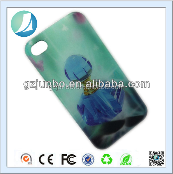 Wholesale New design paintable plastic case for iphone5