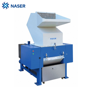 New design wholesale mini waste industrial plastic crusher prices/pet bottle crushing machine for sale