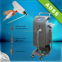 Skin rejuvenation nd-yag laser tattoo removal beauty equipment