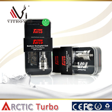 New arrival original Coolfire 4 plus RAGE 3 In 1 TANK Arctic Turbo from Shenzhen