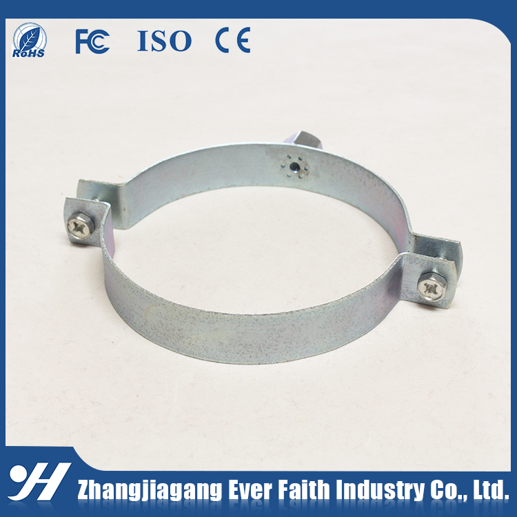 Adjustable Concrete Din 3017 Germany Type Double Bolt Clamp