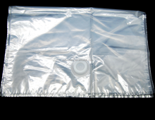 Aseptic Bags 10L/20L Bag in Box for Milk, Yogurt, Ice cream packaging
