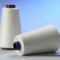 High Quality Dyed Wool Cotton Blended Yarn