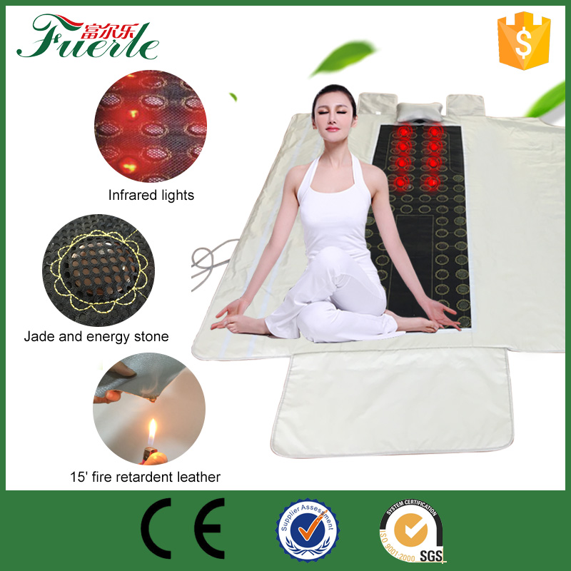 Electric weight loss hot blanket slimming machine wholesale body wrap products