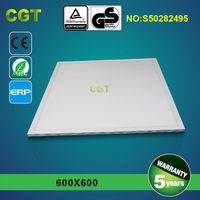 factory price professional lighting commercial LED ceiling light 48w,led panel light 600x600