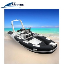 RIB Infaltable PVC Boat Fishing Boat