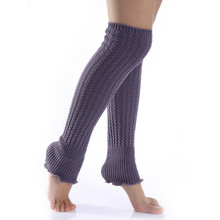 Cheap Price Winter Knitted Leg Warmers