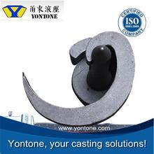 Yontone Win-win business Manufacturer T6 HT300 aerospace industries spare parts malleable iron clay sand casting