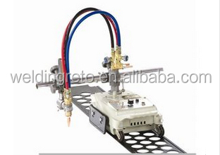Higher effiency straight line cutting 1.8m hole rail flame cutting machine