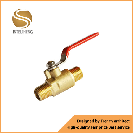 gold supplier ball valve chain operator