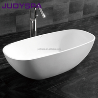 artificial stone freestanding bathtubs YG9817