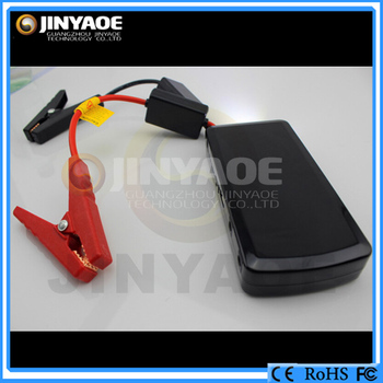 Auto mobile charger power bank car mini multi-function jump start