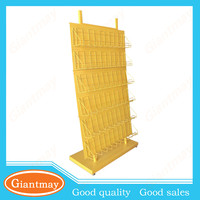 wire shelving units brochure display stands