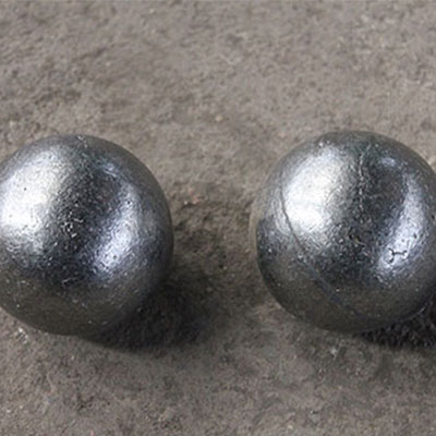 High chorme Forged Steel Grinding Media Ball cast iron balls for Ball Mining