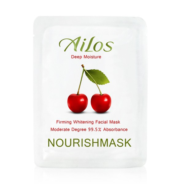 Anti Aging Bio Cellulose Facial Mask Natural Brightening Anti Aging Bio Cellulose Facial Mask