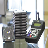 Coaster Wireless Guest Paging System
