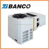 -20 degree refrigeration monoblock condensing unit, deep freezer unit, small condensing unit