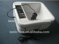 new foot detox machine OH-301 with heating function to keep water warm and vibration for foot massage