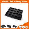 Wholesales Non-stick Teflon Coated Hamburger Bun Pan, Bakery Tray, Aluminum Steel Baking Tray