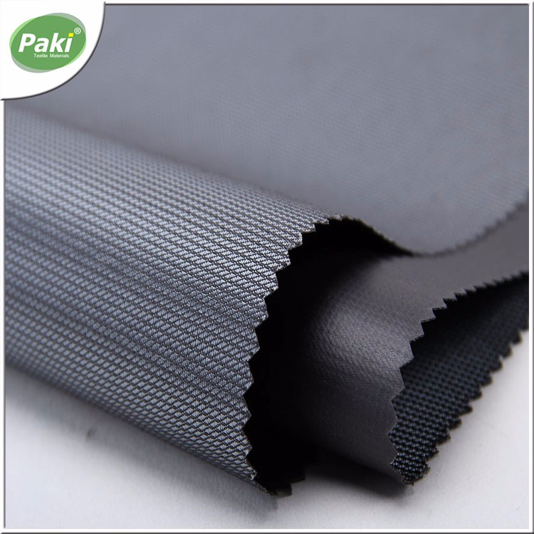 420D wholesale jacquard polyester PVC coated oxford fabric for bag material