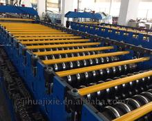 roofing metal deck roll forming machine