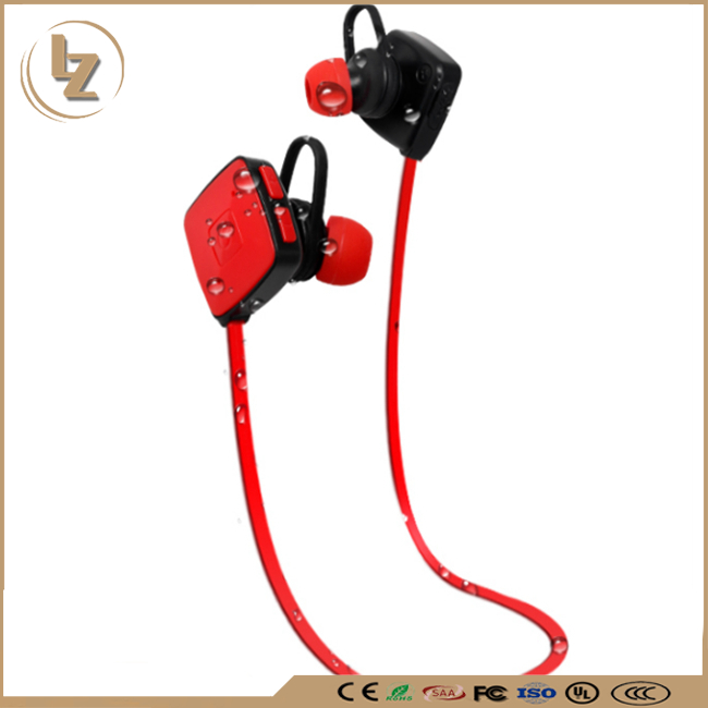 Fashion in-ear stereo bluetooth headset, bluetooth earphone for sport/sport earphone wireless bluetooth earphone