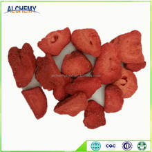 Dried Strawberry with sugar and delicious taste