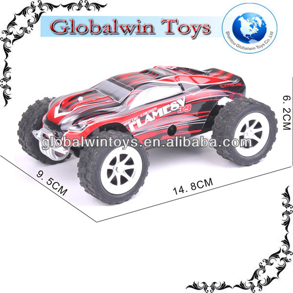 2014 High Speed Racing Car !! WLtoys A999 1 24 scale model car wheels mini monster truck rc car kit