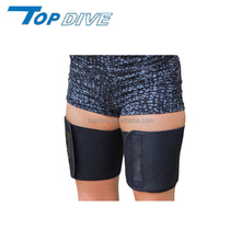 Adjustable Neoprene Thigh Wrap Support