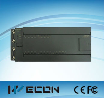 Wecon 40 I/O plc easy program and compatible with siemens plc s7-200 software