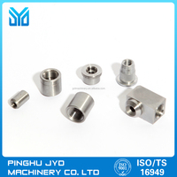 European standard CNC machining parts with China cost