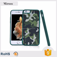 OEM design for iphone 6 7 military camouflage phone case cover
